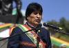 Evo Morales
